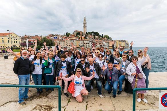 Former Yugotours staff reunite in Croatia