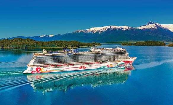 Cruising Alaska a Joy with NCL