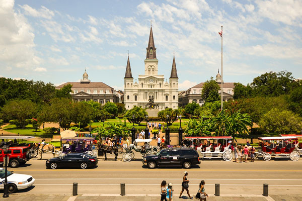 Feed Your Soul At Travel South USA Showcase