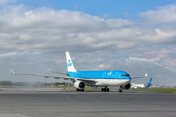 Air France, KLM Maintain Canadian Flights