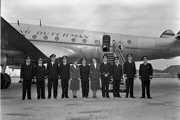 KLM Marks 70 Years in Montreal