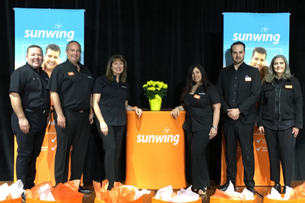 Vacation Better With Sunwing