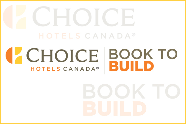 Choice Launches 'Book to Build' Campaign