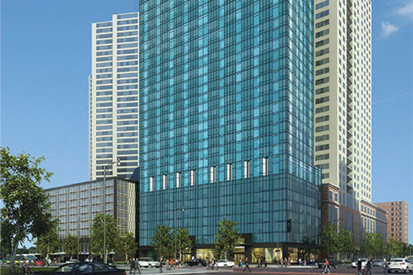New Dual-Branded Hilton Opens in Chicago
