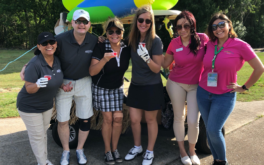 Kissimmee Cares golf classic