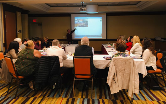 Lunch & Learn with TRAVELSAVERS