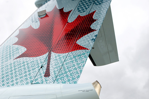 Air Canada reports strong second quarter