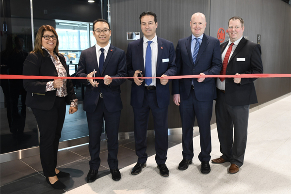 AC Introduces Maple Leaf Lounge Express