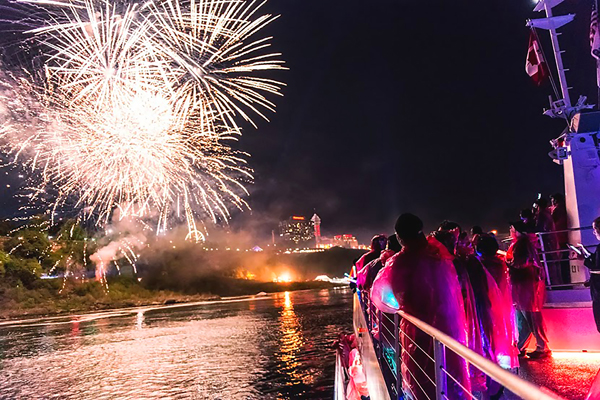 Hornblower Offers New Niagara Falls Experience