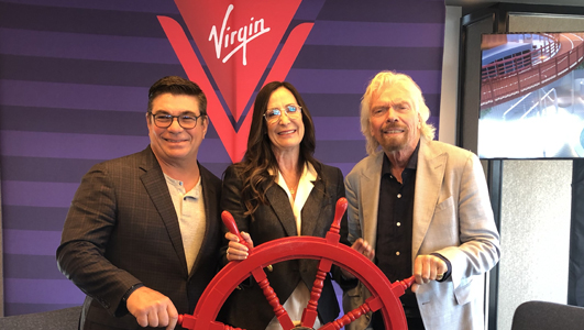 Virgin Voyages Introduces Canadian Captain, New Itineraries