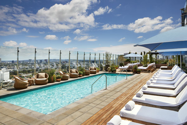 1 Hotels Opens in West Hollywood