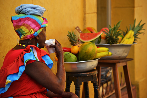 Savouring The Flavour Of Colombia