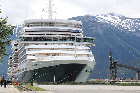 Cunard answers the call of the wild
