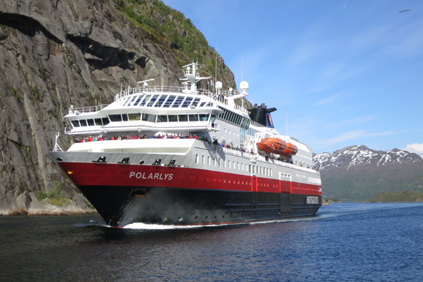 Cruise into Norway with GLP