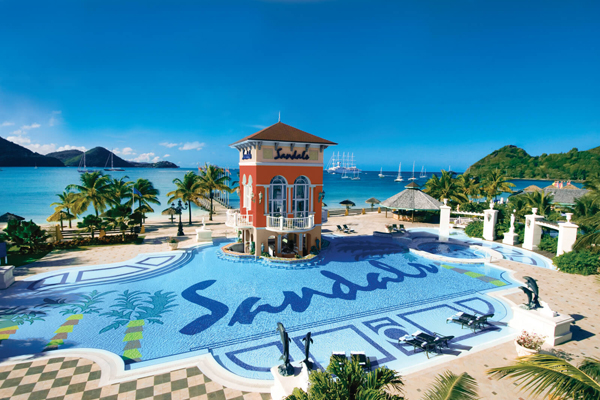 Unlock Your True Potential With Sandals Resorts