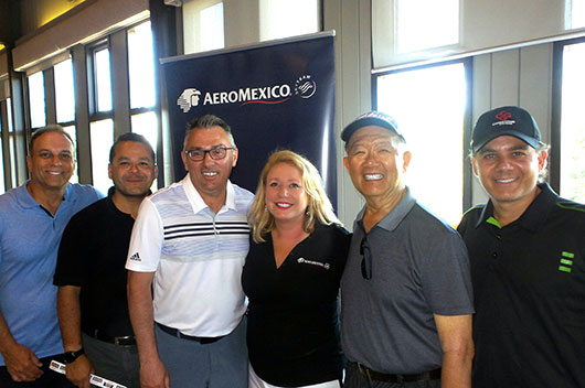Aeromexico supports Angel Foundation