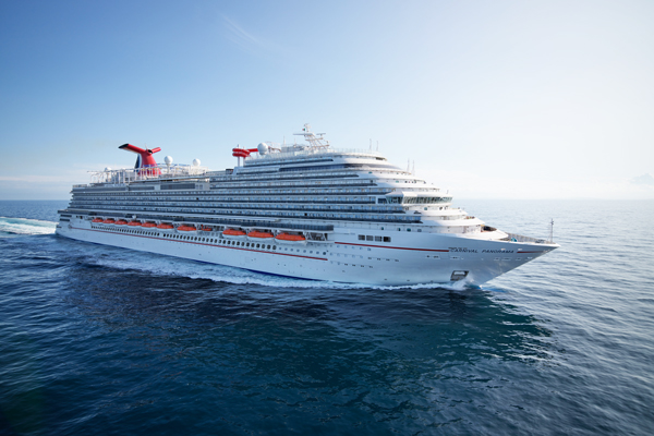 Carnival Panorama Completes Successful Sea Trials