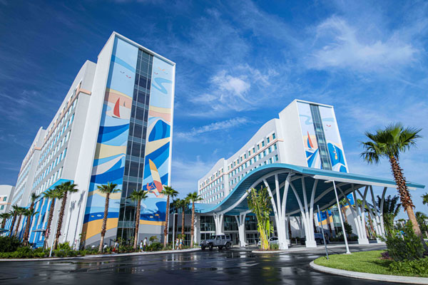 Universal's Surfside Inn and Suites Now Open