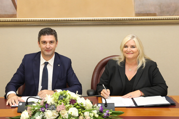 CLIA, Dubrovnik Sign MoU