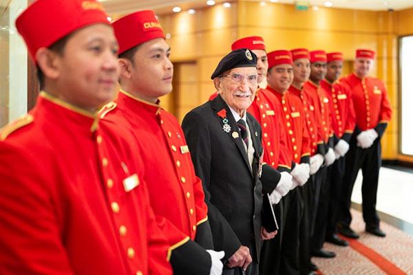 Cunard Celebrates 100 Years