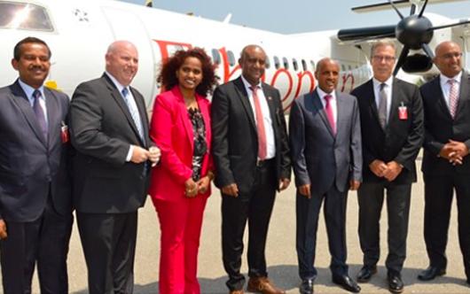 Ethiopian expands fleet