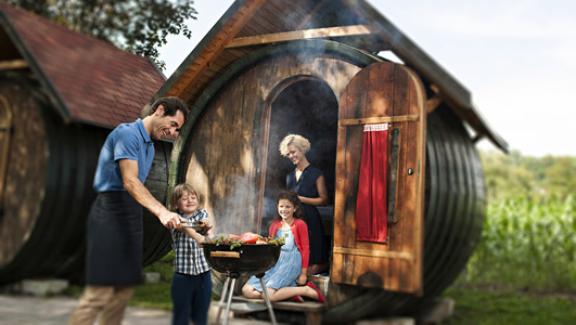 'Glamping' Redefined in Slovenia