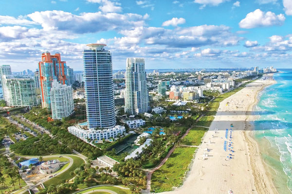 Sunwing Introduces Greater Moncton-Miami Service