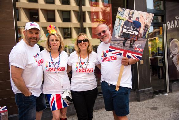 LGBTQ vacationers make Britain a top choice