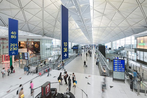 Hong Kong Airport Authority Obtains Injunction