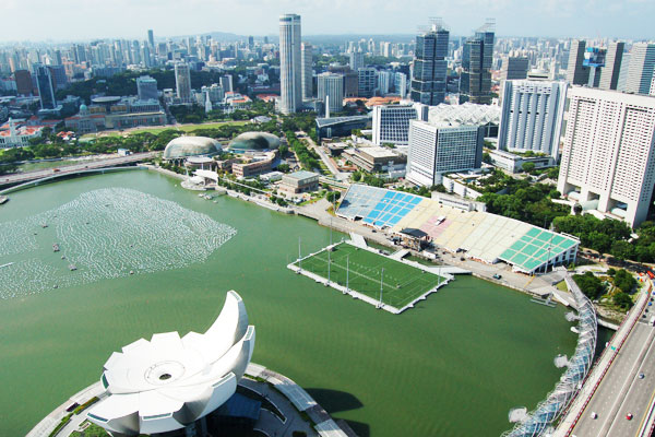 GWS Moves Summit From Hong Kong To Singapore