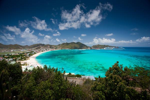 St. Maarten Arrival Numbers Soaring