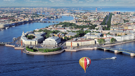 New Collette Tour Puts Spotlight on 'Imperial Russia'