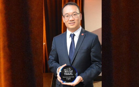 Another award for Air Canada