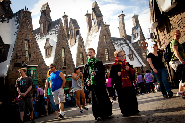 Universal Launches Enhanced Harry Potter Package
