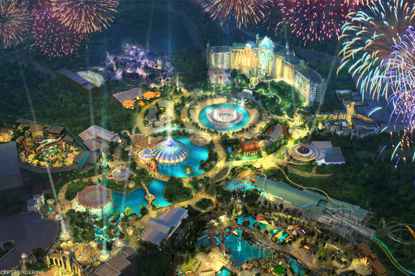 Universal to Open New Theme Park