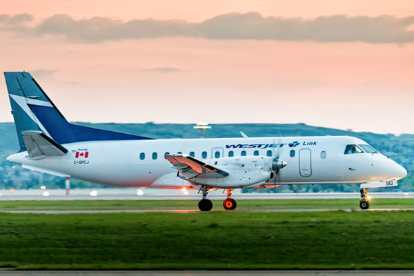 WestJet Links Cranbrook With YVR