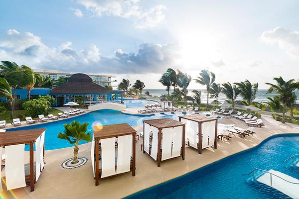 Azul Beach Resort Riviera Cancun Completes Reno