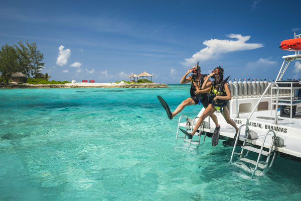 Sandals, Beaches Launch Dive Promotion
