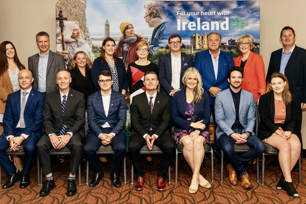 Tourism Ireland Is On A Mission