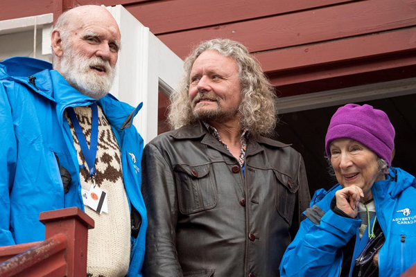 Atwood to Join Adventure Canada Expedition