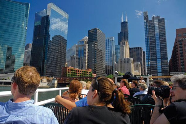 Chicago Sees Record-Breaking Tourism Growth