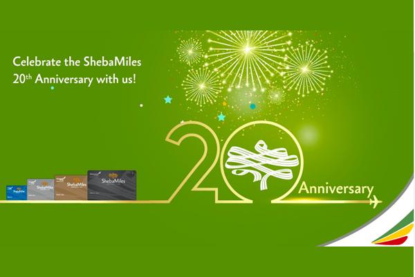 Ethiopian Celebrates ShebaMiles Anniversary