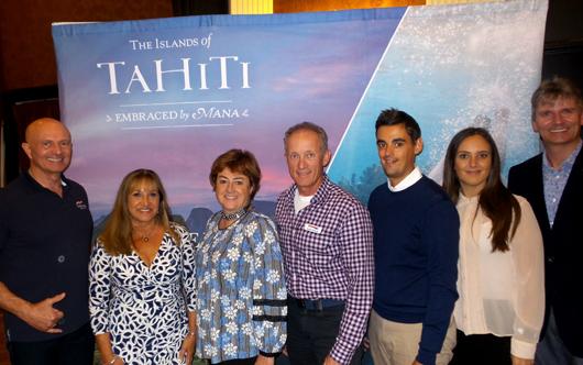 Tahiti Tourisme Hosts Canadian Travel Professionals