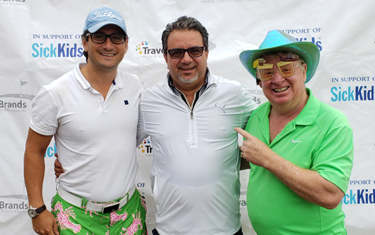 Teeing Off For Charity With TravelBrands