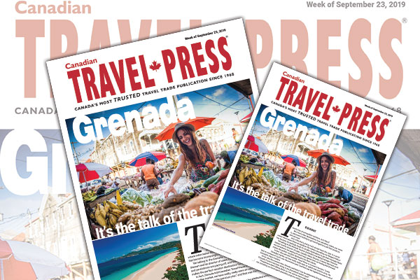 Grenada: It's The Talk Of The Travel Trade
