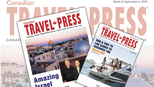 TravelPress - Canadian Travel Industry News | Travel Jobs