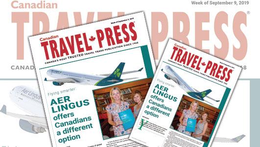 TravelPress - Canadian Travel Industry News | Travel Jobs