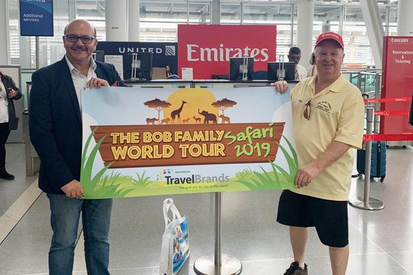 Bob Family Travel Goes On Safari With TravelBrands