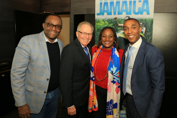 Jamaica Takes To The Ice In Toronto