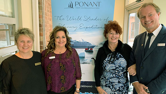Smooth Sailing Ahead For PONANT